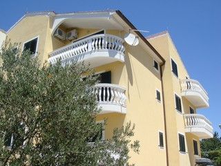 Vodice apartments 1
